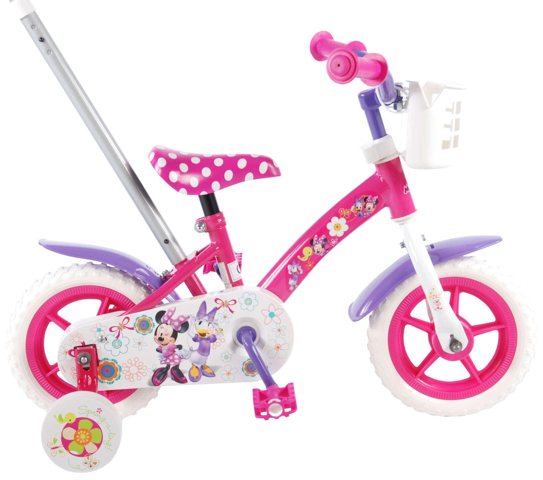 Disney Minnie Mouse Bow-Tique Kinderfahrrad 10 Zoll