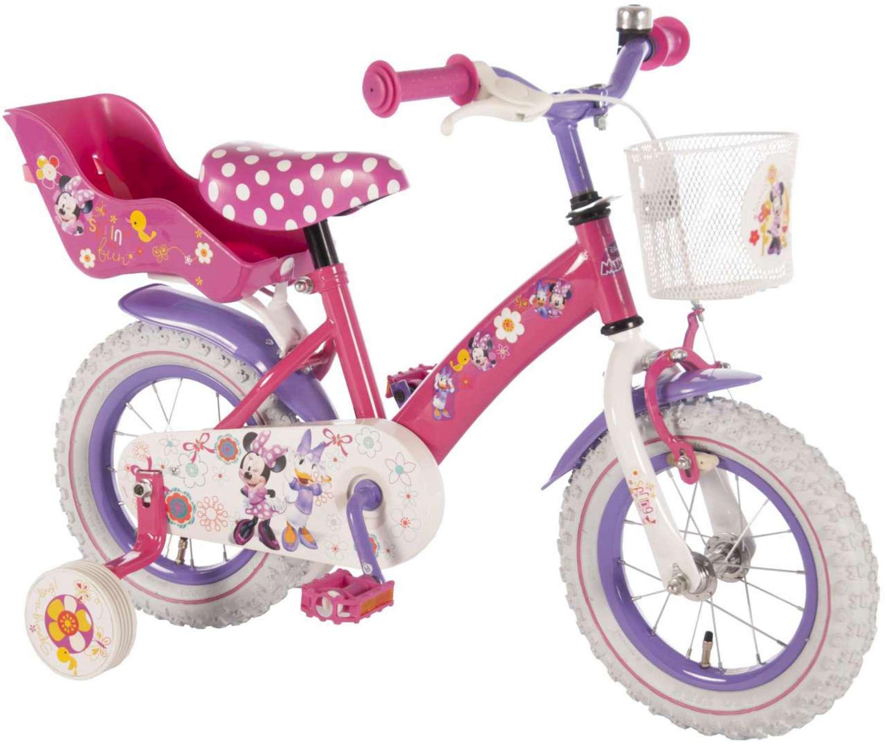 Disney Minnie Bow-Tique Kinderfahrrad 12 Zoll