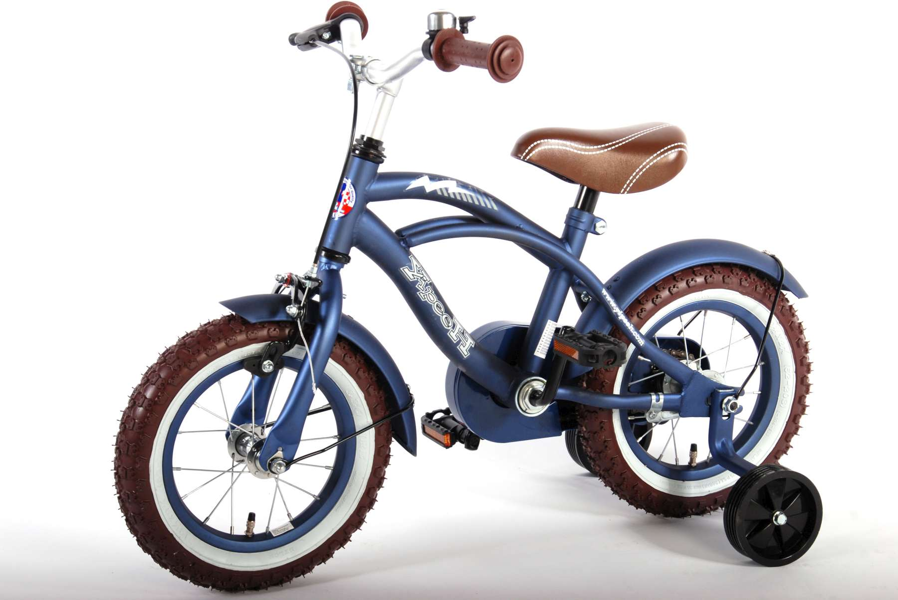 yipeeh blue cruiser kinderfahrrad 12 zoll 95 zusammengebaut. Black Bedroom Furniture Sets. Home Design Ideas