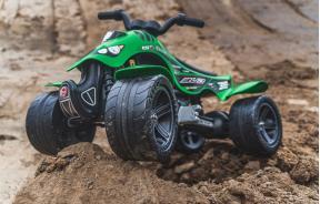 Falk Quad Bud Racing - Jungen - Grün - Quad