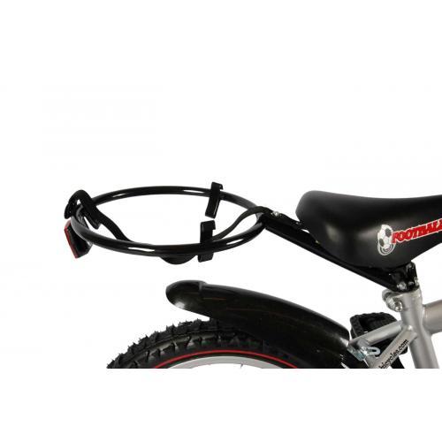 Fußballträger - Für Fahrräder ab 16 Zoll - Schwarz