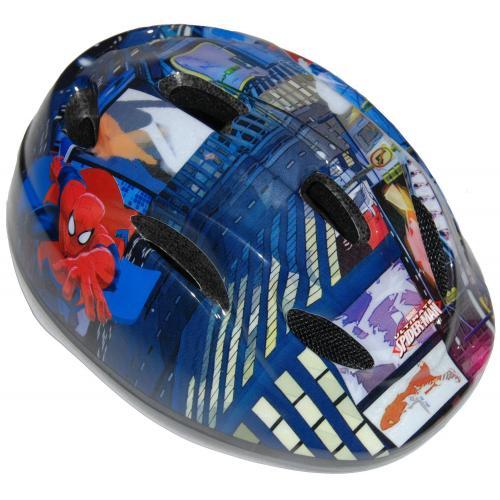 Marvel Ultimate Spiderman Kinder Fahrradhelm Deluxe - 552