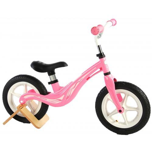 Volare Magnesium Balance Bike - Mädchen - 12 Zoll - Pink