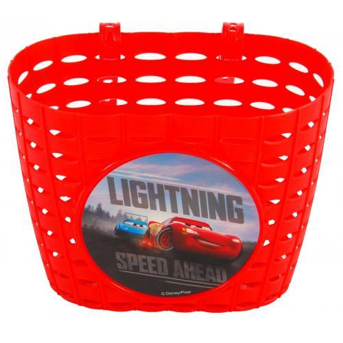 Disney Cars Plastikkorb Jungen Rot