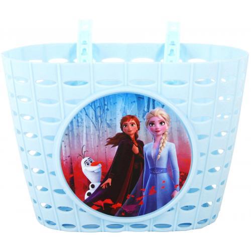 Disney Frozen 2 Plastikkorb Mädchen Hellblau