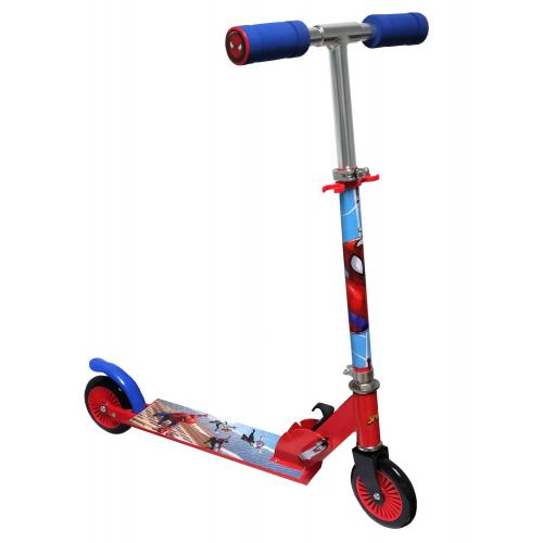 Spiderman Inline Roller - Kinder - Rot Blau