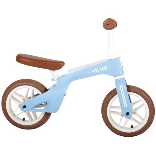 Volare Laufrad - Jungen und Mädchen - 10 Zoll - Blau