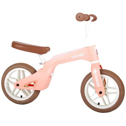 Volare Laufrad - Jungen und Mädchen - 10 Zoll - Rosa