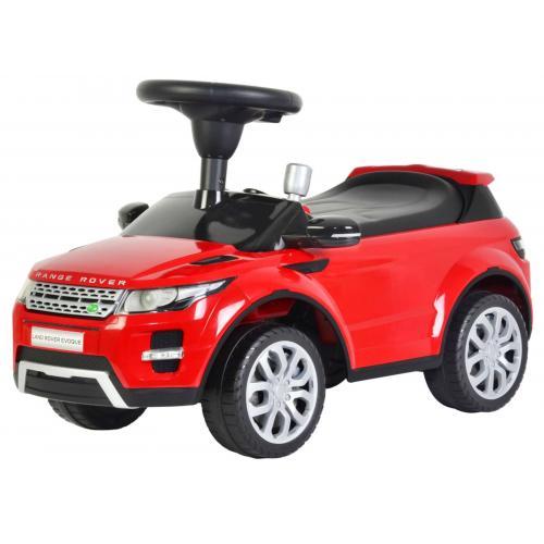 Range Rover Evoque - Rutscher - Rot