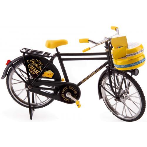 Fahrrad - Männer - Schwarz - Käse