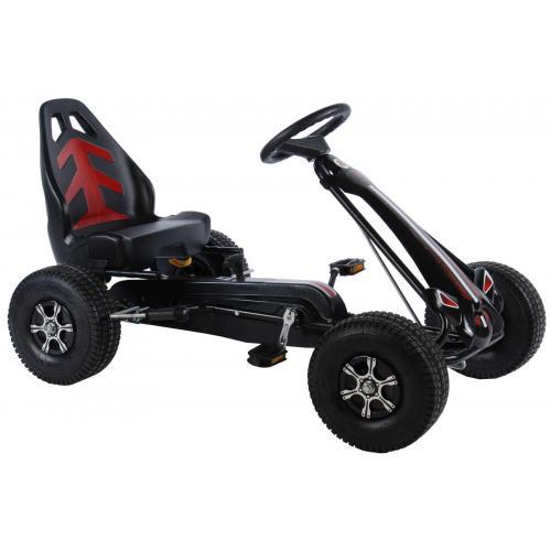 Volare Go Kart Rennwagen - Jungen - groß - Luftreifen