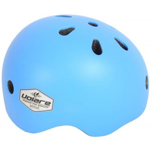 Volare Fahrradhelm - Kinder - Blau - 45-51 cm