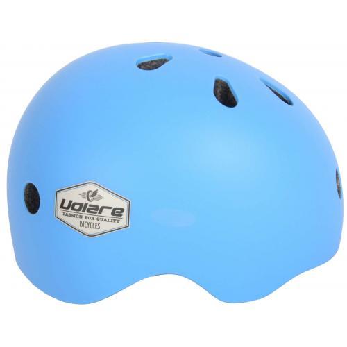 Volare Fahrradhelm - Kinder - Blau - 51-55 cm