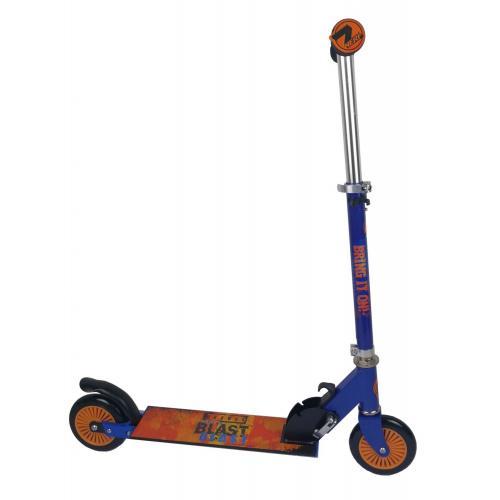 NERF Inline Roller - Kinder - Satinblau