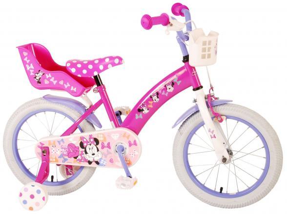 Disney Cutest Ever! Kinderfiets - Meisjes - 16 inch - Roze