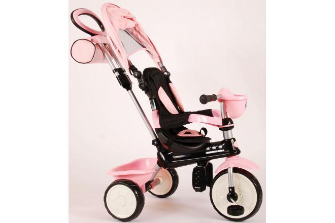 QPlay Dreirad Comfort Pink 4 in 1