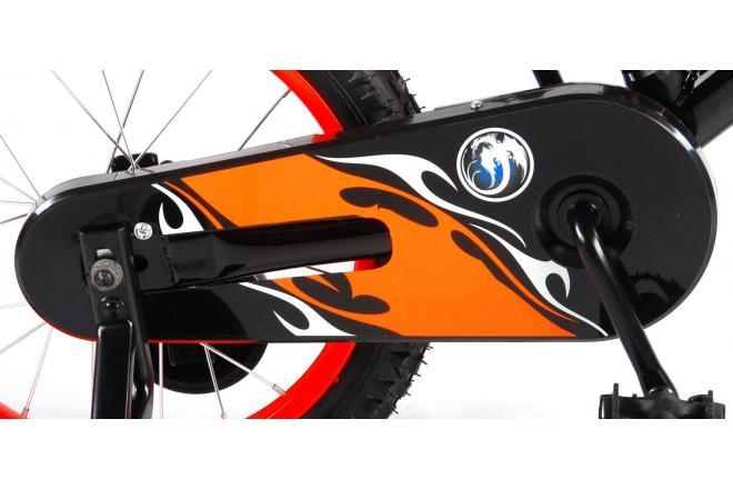 Volare Motorbike Kinderfahrrad 16 Zoll 95% zusammengebaut
