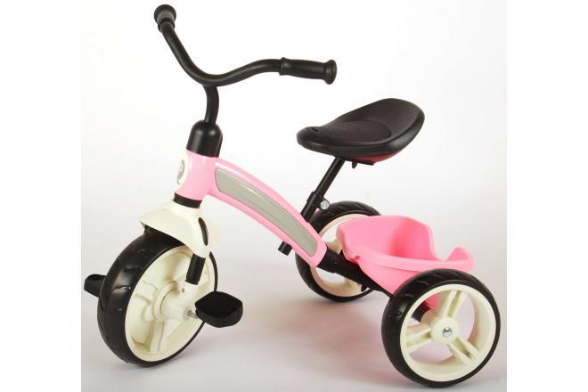 QPlay Elite Dreirad pink