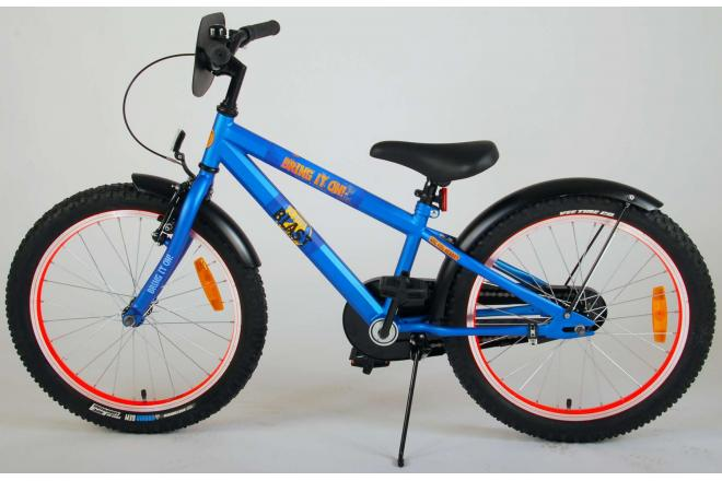 NERF Kinderfahrrad - Jungen - 20 Zoll - Satinblau