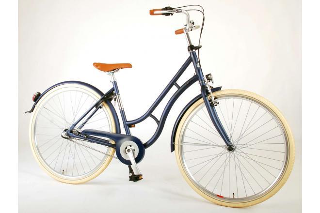 Volare Lifestyle Damenrad - Damen - 48 Zentimeter - Jeans Blau - Shimano Nexus 3 Gänge